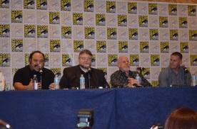 Comic-Con 2014 Tatum and Perlman