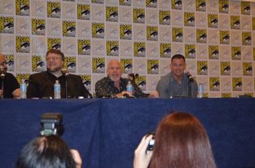Comic-Con 2014 Tatum