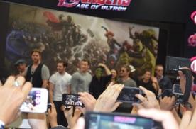 Comic-Con 2014 The Avengers 2