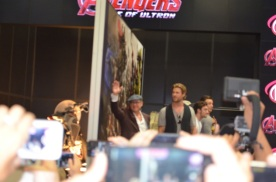 Comic-Con 2014 The Avengers