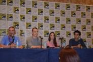 Comic-Con 2014 The Maze Runner Cast