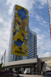 Comic-Con 2014 The Simpsons Marriott