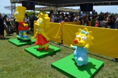 Comic-Con 2014 The Simpsons