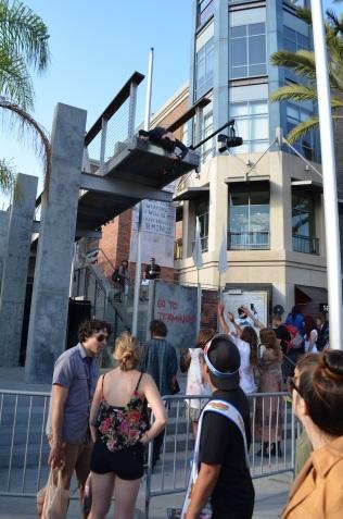 Comic-Con 2014 The Walking Dead BBQ