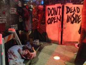 Comic-Con 2014 Walking Dead Escape