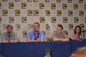 Comic-Con 2014 Wes Ball