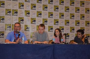 Comic-Con 2014 Will Poulter 2