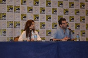 Comic-Con 2014 Zachary Quinto