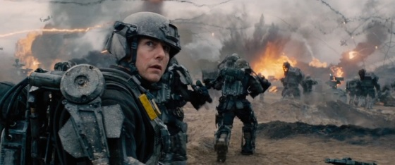 'Edge of Tomorrow' Arrives on Blu-ray October 7