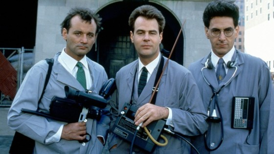 Ghostbusters 30the Anniversary ReRelease