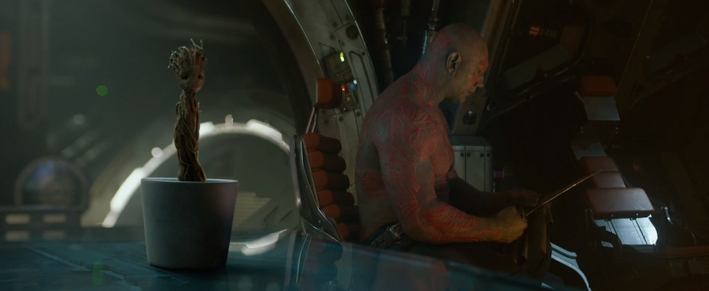 Guardians of the Galaxy Dancing Groot Clip 2