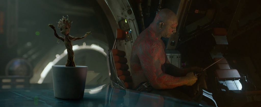 Guardians of the Galaxy Dancing Groot Clip 4