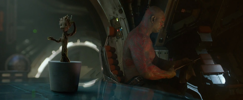 Guardians of the Galaxy Dancing Groot Clip 6