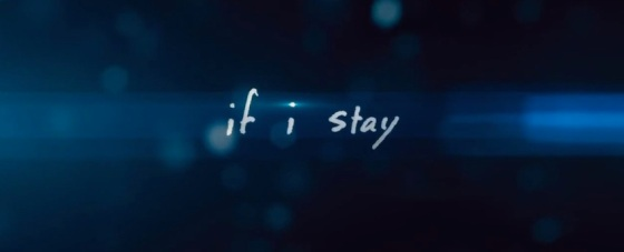 If I Stay Movie Title Logo