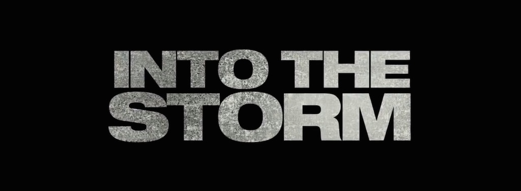 Into the Storm Title Movie Logo