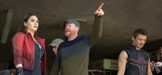 Joss Whedon Officially Wraps Up 'Avengers Age of Ultron'
