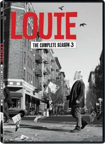 Louie Season 3 Box Cover Art