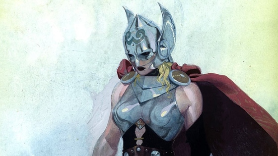 Marvel Comics Announces Female Thor Will Be Introduced