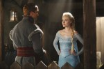 Once Upon a Time Elsa and Kristoff