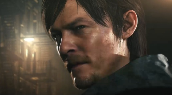 Silent Hill Norman Reedus Gamescom 2014