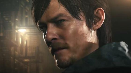Silent Hill Norman Reedus Gamescom 2014