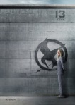 The Hunger Games Mockingjay Part 1 District 13 Poster President Alma Coin
