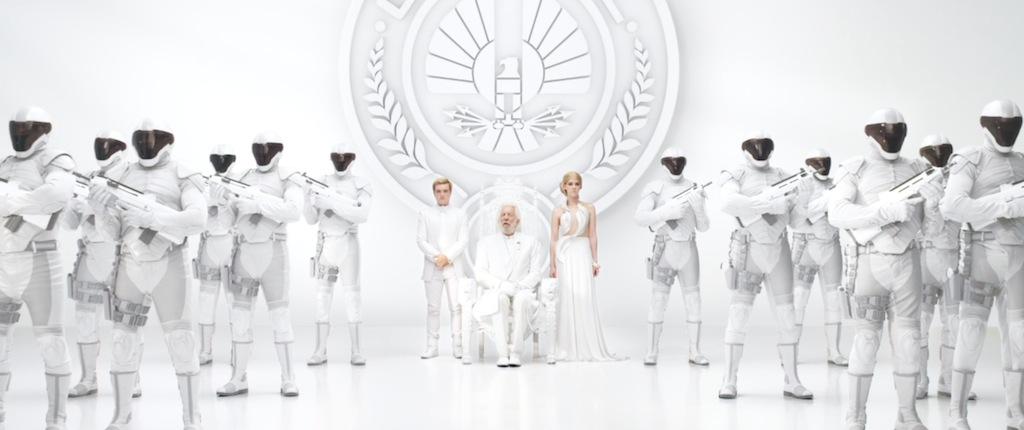 The Hunger Games Mockingjay Part 1 Viral Tease 1
