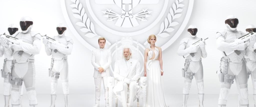 The Hunger Games Mockingjay Part 1 Viral Tease Johanna Mason