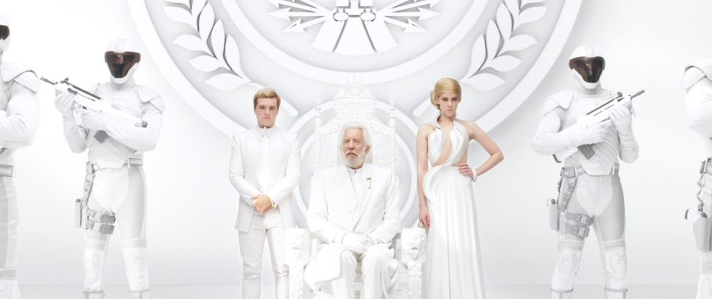 The Hunger Games Mockingjay Part 1 Viral Tease President Snow