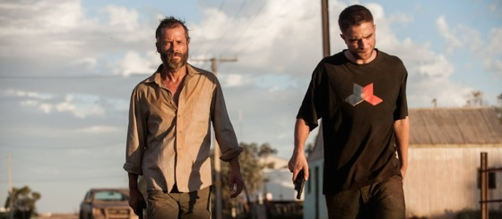 The Rover Blu-Ray and DVD September 23, 2014