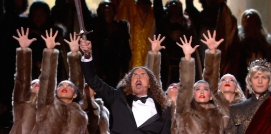 Weird Al 2014 Emmy Awards Performance