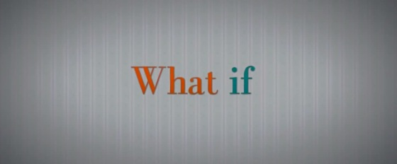 What If Title Movie Logo