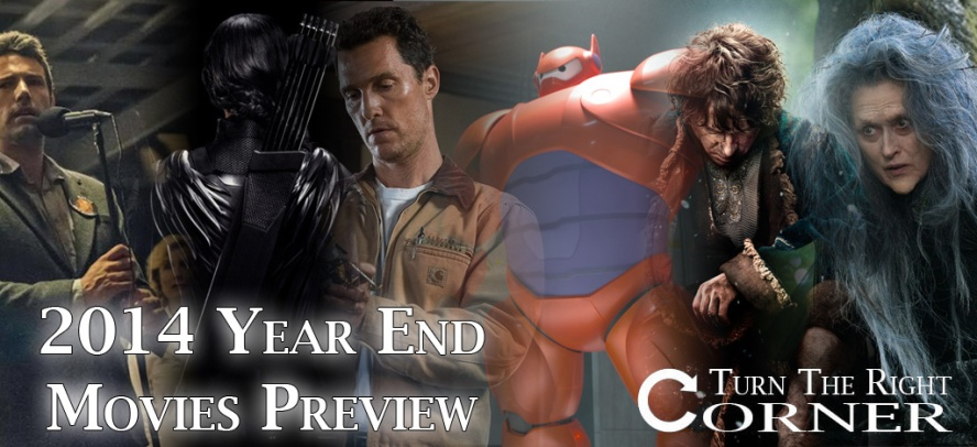 2014 Year End Movies Preview 61 Releases to Expect in Theaters
