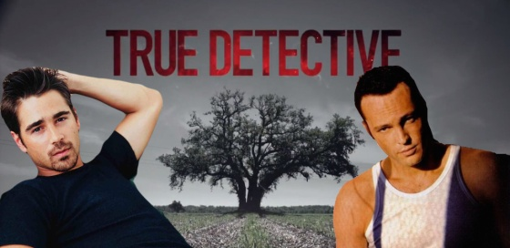 Colin Farrell and Vince Vaughn True Detective Season 2