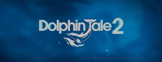 Dolphin Tale 2 Movie 2014 Logo
