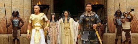 Exodus Gods and Kings 2014 Movies