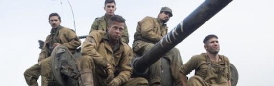 Fury 2014 Movies