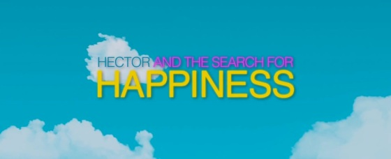Hector and the Search for Happiness Movie Title Logo