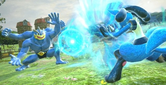Nintendo Tekken Pokemon Pokken Tournament