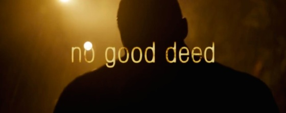 No Good Deed 2014 Movie Title Logo