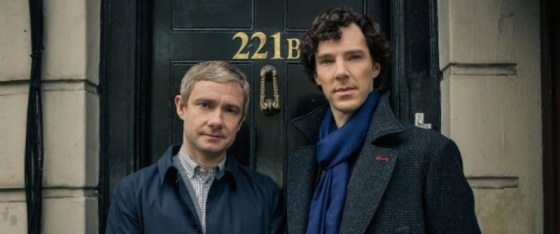 Sherlock TV Series Netflix