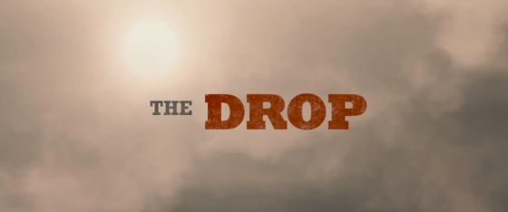The Drop 2014 Movie Title Logo
