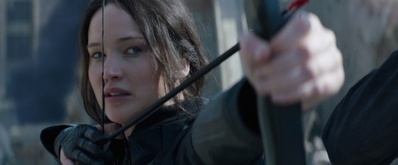 The Hunger Games Mockingjay Part 1 Trailer