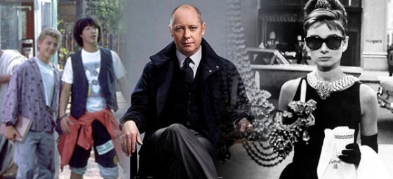 The Netflix Streaming Report The Blacklist, Filth, Roman Holiday, and More