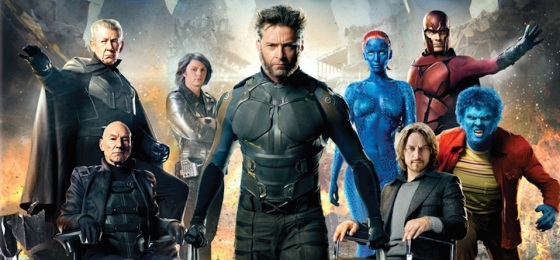 X-Men Days of Future Past Blu-Ray Release