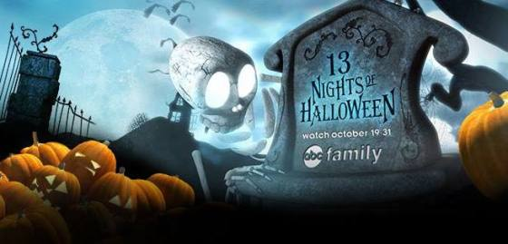 ABC Family 13 Nights of Halloween 2014