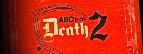 ABCs of Death 2 Title Movie Logo