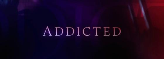 Addicted 2014 Movie Title Logo