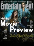 Anna Kendrick and Chris Pine Cinderella Into the Woods EW Cover