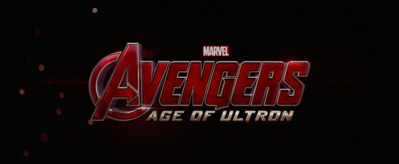 Avengers 2 Age of Ultron Title Movie Logo